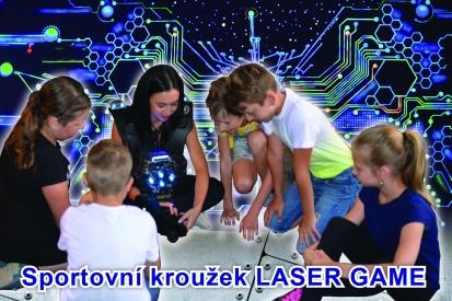 Laser arena ostrava kroužek